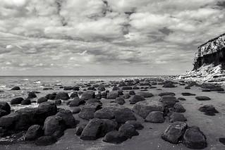 Clouds & Rocks