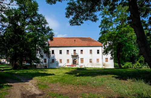 Zamek - Chobienia