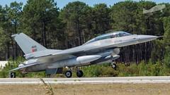 15119 General Dynamics F-16B (P.J.V Martins Photography) Tags: 15119 generaldymanics f16 fighterjet fap military aircraft warbird warplane airplane aeroplane flying flight portugal fighter jet war