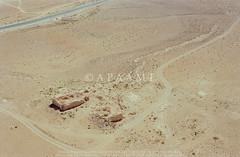 Dusaq (APAAME) Tags: aerialphotograph dosak doshak dusaq jadis2099024 megaj9807 oblique scannedfromnegative aerialarchaeology aerialphotography middleeast airphoto archaeology ancienthistory maangovernorate jordan
