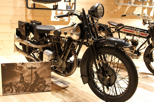 Brough Superior 680