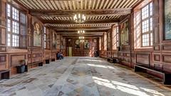 hall - ancien collège des Jésuites - Reims (Patrick Mayon) Tags: jep2017journéeseuropéennesdupatrimoine collègedesjésuites reims sciencespo anciencollègedesjésuites france indoor grandest fr