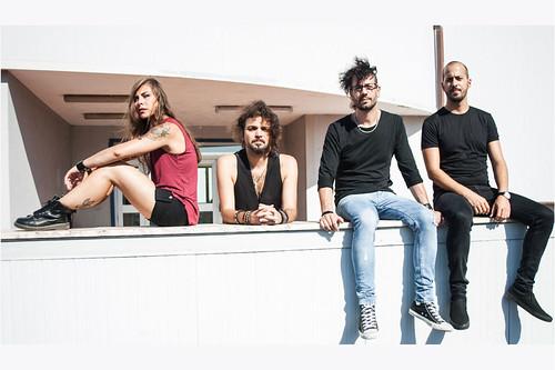 Mantram 🎸 #metal #crossover #alternative #rock 🎥#elettritv #concerti #musica #contestaccio #music 🎵 #sottosuolo #dalvivo 🙌 #underground #live #roma #tibervalley #testaccio #italy #rome #italia 📷 ] ;)::\