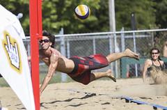 Last tournament (Danny VB) Tags: beach volleyball tournament beachvolleyball volley sports canon 6d joliette summer été jolibeach quebec canada dannyboy photo photography action dive dig beachdig