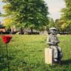 """Beeldenexpo """"Emoties in beeld"""" - stadsbegraafplaats Leuven (Kristel Van Loock) Tags: beeldenexpo emotiesinbeeld kunstenares lutdeblock kunstenareslutdeblock leuven stadsbegraafplaatsleuven stadsbegraafplaats cemetery cimitero cimetière kerkhofdreef atleuven louvain lovanio lovaina seemyleuven visitleuven leuvenbyleuvenaars leuvencity vlaanderen vlaamsbrabant brabantflamand brabantefiammingo flemishbrabant visitflanders visitbelgium visitflemishbrabant belgium belgique belgien belgië belgica belgio kunst kunstwerk artwork art artandpoetry leveninleuven drieduizend 3000 iloveleuven loveleuven exhibition beeldgrootvader grootvader klaprozen redpoppies"""