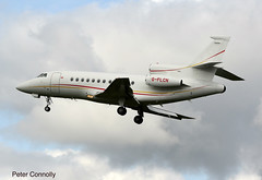 7M0A4551 (peterconnolly2) Tags: dassaultfalcon900 falcon900 bournemouthairport hurn gflcn boh xclusivejets