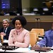 Minister Maite Nkoana-Mashabane attending the Ministerial Meeting of the IBSA forum on the sidelines of the UN General Assembly
