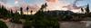 Panorama near our campsite (speedcenter2001) Tags: sierranevada sierra sierraphile highsierra anseladamswilderness california mountains backpacking backcountry outdoor nature wilderness hiking panorama 20mmf35ais manualfocus nikon20mmf35ai