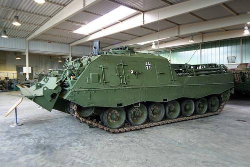 Bergepanzer Büffel Prototype