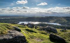 View from Sheeps Tor - NK2_2230 (Jean Fry) Tags: burrator burratorreservoir dartmoor dartmoornationalpark devon englanduk moorland nationalparks sheepstor uk westcountry tors