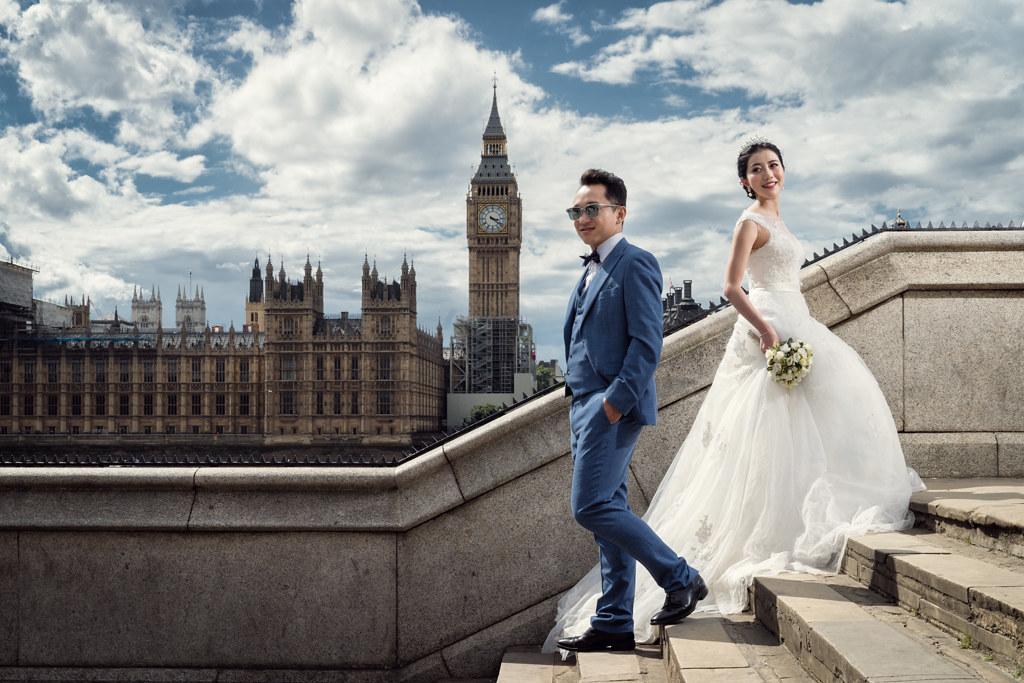 倫敦婚紗,市區婚紗景點,婚攝加冰,LondonPreWedding
