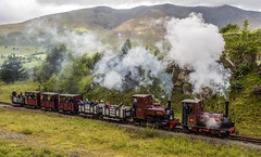A day in the fells (Blaydon52C) Tags: threlkeld quarry hunslet cloister irishmail industrial mining lakedistrict cumbria cumberland steam engine railway rail railways trains train transport locomotive locomotives loco narrowgauge