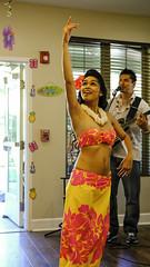 Luau Florish (eyepiphany) Tags: dance luau hawaiiandance assistedlivingcenter enrichment beauty flourish