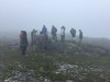 Day 6: Thompson Pass (BLM Alaska) Tags: fog blm alaska youth kids stewards dinner thompsonpass