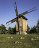 Kivestu windmill from 1781