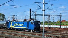 40 550 Arad (District EA) Tags: 40 550 servtrans arad electric locomotives