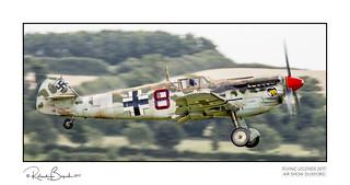 Messerschmitt Bf 109G portrayed by Hispano Ha 1112 Buchon [Explored]