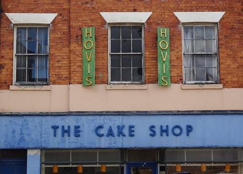 The Cake Shop, Grantham
