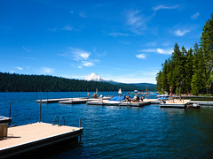 A Day at the Lake (ex_magician) Tags: mountmcloughlin klamathfalls oregon moik photo photos picture pictures image lightroom adobe adobelightroom lakeofthewoods cabin cabinbythelake cabininthewoods cabinlife