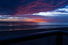 NSB Labor Day 2017-58.jpg (Rhinodad) Tags: beach sunrise 2017 newsmyrnabeach atlantic nsb clouds