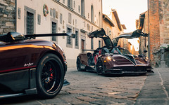 Kingtasma. (Alex Penfold) Tags: pagani kingtasma huayra bc supercars supercar super car cars autos red maroon carbon italy 2017 alex penfold
