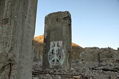 The Devil is in the Details (LookSharpImages) Tags: lime oregon limeoregon abandoned abandonedspaces