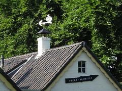 huis Terra - Promissa met windvaan Twello (willemalink) Tags: huis terra promissa twello windvaan