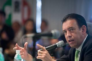 TEPJF avala expulsión de Humberto Moreira del PRI