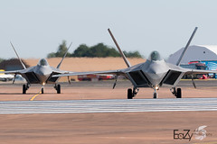 08-4163 09-4180 United States Air Force Lockheed Martin F-22A Raptor (EaZyBnA - Thanks for 1.000.000 views) Tags: 084163 094180 unitedstatesairforce lockheedmartinf22araptor unitedstates airforce lockheed martin f22a raptor warbirds warplanespotting warplane warplanes wareagles ngc nato military militärflugzeug militärflugplatz lockheedmartin f22araptor f22raptor f22 eazy eos70d ef100400mmf4556lisiiusm 100400isiiusm 100400mm canon canoneos70d luftwaffe luftstreitkräfte flugzeug plane planespotter planespotting autofocus aviation air airbase ffd riat raffairford fairford fairfordairbase grosbritannien england uk unitedkingdom usaf usairforce egva