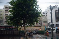Nagasaki tram (3) (White_Dragon_09) Tags: angenieux retrofocus 3525 r1