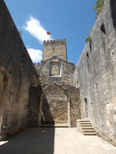 Iglesia de Santa Maria da Pena - Interior