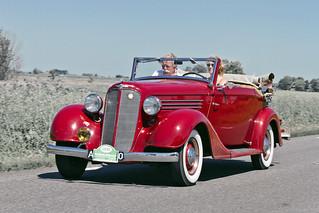 Buick 40 Convertible Coupé 1935 (0407)