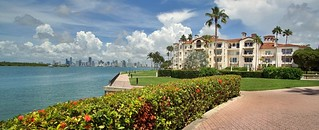 Fisher Island, Miami, Florida. I love Miami; I miss it so much. I miss the beach, the peace it brings you. I love the sound and smell of the sea (Genesis Rodriguez)