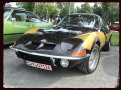 Opel GT, 1971 (v8dub) Tags: opel gt 1971 allemagne deutschland germany german gm pkw voiture car wagen worldcars auto automobile automotive old oldtimer oldcar klassik classic collector