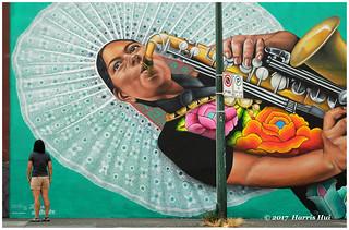 As You Wish - Vancouver Mural Festival XT4727e
