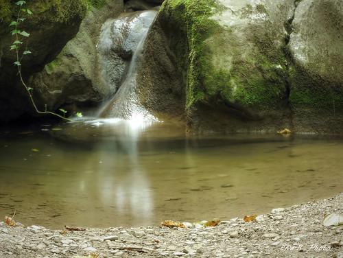 Túra Erdő Pici vízesés