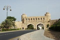 Muscat, Oman, July 2017