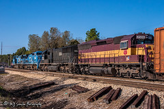 WC 7508 | EMD SD45 | CN Fulton Subdivision (M.J. Scanlon) Tags: manifest mixedfreight cna43271 cn a43271 cnfultonsub woodstock canadiannational wc7508 ic1004 ic2466 ic2464 emd sd70 sd45 c408w lmsx739 lms739 lmsx737 lms737 bn6508 wc6508 memphis tennessee digital transportation merchandise commerce business wow haul outdoor outdoors move mover moving scanlon canon eos engine locomotive rail railroad railway train track horsepower logistics railfanning steel wheels photo photography photographer photograph capture picture trains railfan