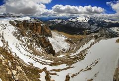 Pordoi Panorama (hapulcu) Tags: alpen alpes alpi alps arabba belluno dolomites dolomiti italia italie italien italy marmolada pordoi sella veneto primavera printemps spring