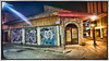 Κριθαροπάζαρο. Γκράφιτι σε ρολά καταστημάτων επί της οδού Ανεξαρτησίας (do_kimi) Tags: οδόσανεξαρτησίασ ιωάννινα παλιάαγορά παλιάπόλη γκράφιτι ioannina γούσιασ φώτησγούσιασ gousiasgr gousias epirus