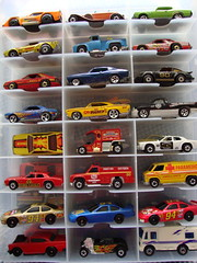 Die-cast Car Collection.