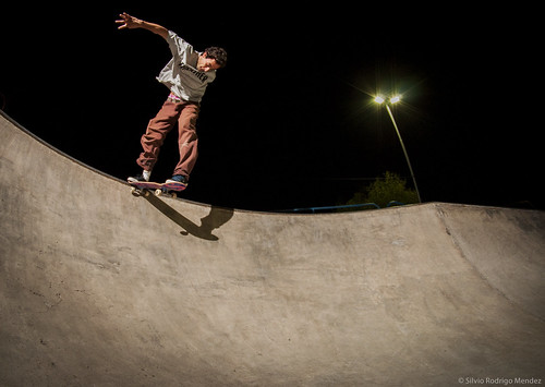 Diego Garrido - Nollie Backside Tail
