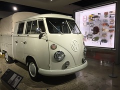 IMG_0418 (vxla) Tags: 2017 2010s vxla california travel summer september westcoast iphone losangeles petersenautomotivemuseum car automobile transportation museum museumrow miraclemile