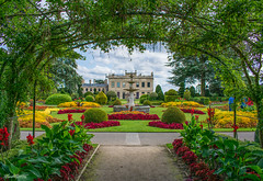 Brodsford (marksmorton) Tags: flower flowers house country manor yorkshire sky building trees symmetry photography art color colour colorful england fountain water rose tulip palace gameofthrones tyrell housetyrell doncaster british travel wanderlust love romance happy
