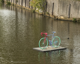 Water bike ???