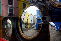 Portobello Road (gianclaudio.curia) Tags: londra portobello specchio strada streetphotography riflesso nikon digitale d7100 nikond7100 nikkor1685
