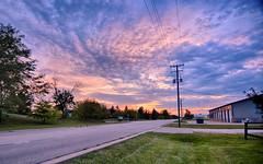 A Summer Evening Sky (kendoman26) Tags: hdr nikhdrefexpro2 niksoftware nikon nikond7100 tokinaatx1228prodx tokina tokina1228 morrisillinois sky clouds