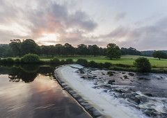 Chatsworth Weir