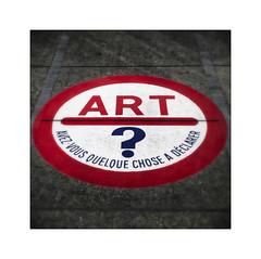 Art.....Avez-vous quelque chose à déclarer ? (jldum) Tags: paris art artist artistic artiste abstract smartphone apple iphone7plus