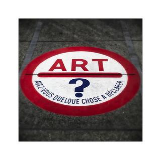 Art.....Avez-vous quelque chose à déclarer ?